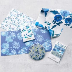 KITTA Washi Stickers - Flower KIT063 pattern