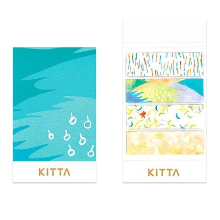 KITTA Washi Stickers - Breath of Wind KIT044