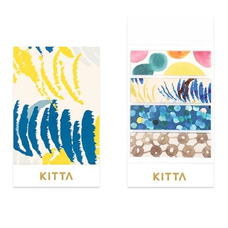 KITTA Washi Stickers - Moonlight KIT045