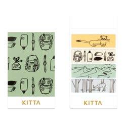 Kitta Washi Stickers Outdoor KIT048