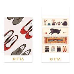 KITTA Washi Stickers - Daily Life KIT050