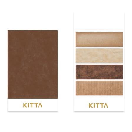 KITTA Washi Stickers - Vintage KIT051