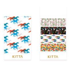 KITTA Washi Stickers - Pattern KIT061