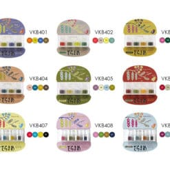 Tsukineko Soramame ink pads sets all 9