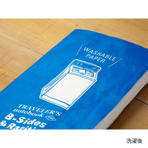 TRAVELER'S Company Limited Edition Notebook - Regular Refill Washable Paper