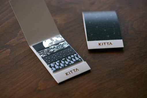 KITTA Washi Stickers - Night KITL005
