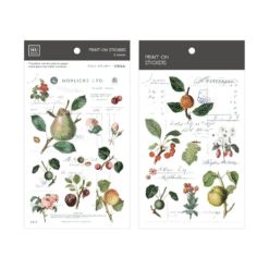 MU Print-On Stickers - Fruit