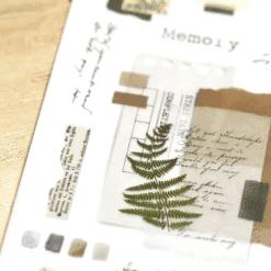 MU Print-On Stickers - Precious Memories