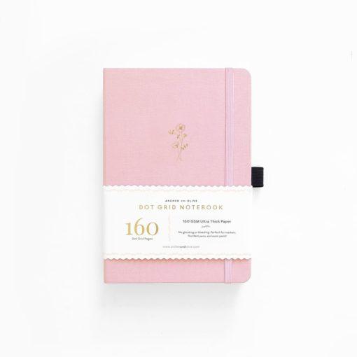 B5 Archer & Olive Awakening Dot Grid Notebook