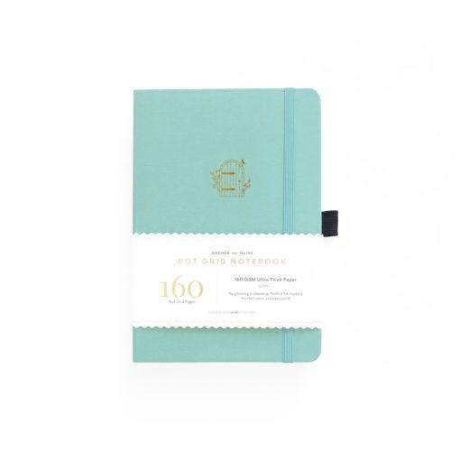 B5 Archer & Olive Garden Door Dot Grid Notebook