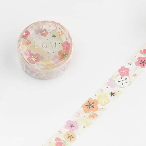 BGM Happy Sakura Washi Tape
