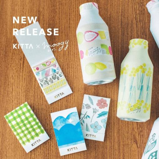KITTA Collabo Washi Stickers - Bouquet