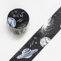 BGM Planets Washi Tape