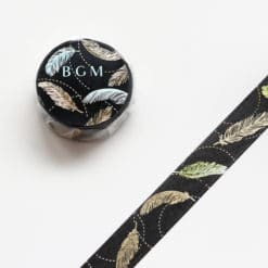 BGM Feathers Washi Tape