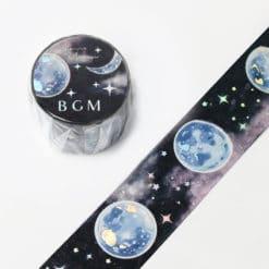 BGM Earth Washi Tape