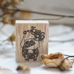Black Milk Project Rubber Stamps - Clouds