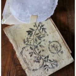 LCN Design Rubber Stamp - Dried Flower, set B