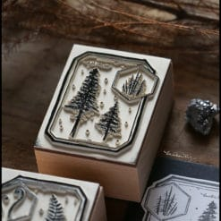 LCN Design Rubber Stamps - Specimen Stamp set B