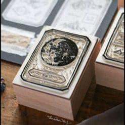 LCN Design Rubber Stamps - Specimen Stamp set C