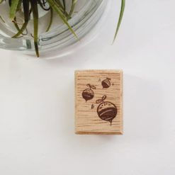 Elsie with Love Rubber Stamp - Kakpoot Series no. 4