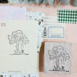 Black Milk Project Rubber Stamps - Provision