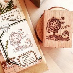 Elsie With Love Someday Rubber Stamp