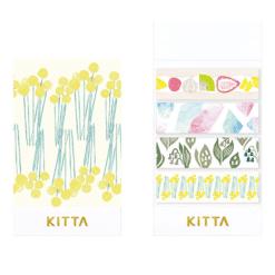 KITTA Collabo Washi Stickers - Humming