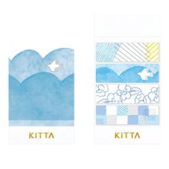 KITTA Collabo Washi Stickers - Gentle Breeze