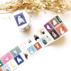 La Dolce Vita Washi Tape- Sweet Mail