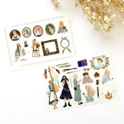 La Dolce Vita Print-on Stickers - Art Girls