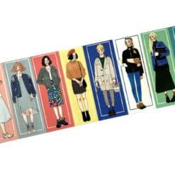 La Dolce Vita Washi Tape - Good day Girls