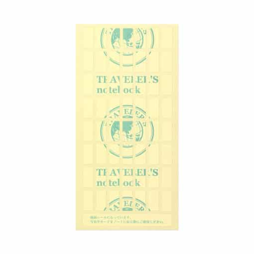 TRAVELER'S Notebook Refill 010 : Double Sided Stickers