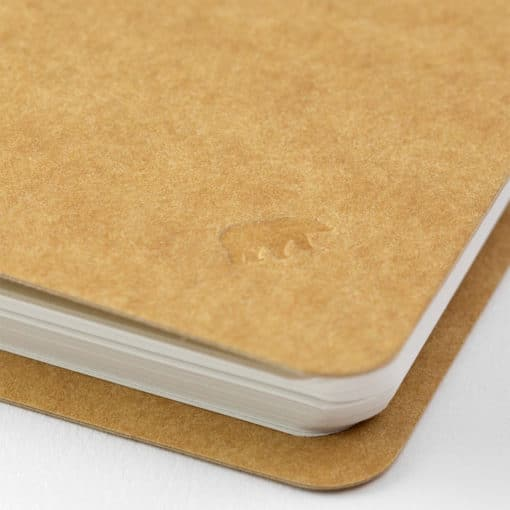 Traveler's Company Spiral Ring Notebook - B6 Slim White