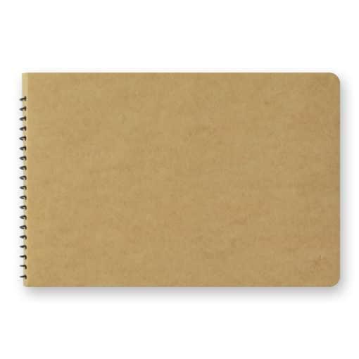 Traveler's Company Spiral Ring Notebook - B6 Slim Window Envelope