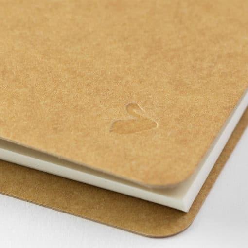 Traveler's Company Spiral Ring Notebook - B6 Slim Watercolour Paper