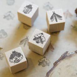 Black Milk Project Rubber Stamps - Bugs Mini Set