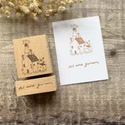 Kurukynki Rubber Stamps - Story Book: As We Grow
