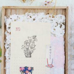 Black Milk Project Rubber Stamps - Sakura Fairy