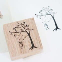 Black Milk Project Rubber Stamps - Swing