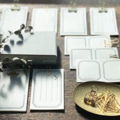 OEDA Letterpress Labels Sticker Box