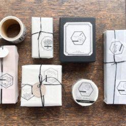 OEDA Letterpress Washi Tape - Hexagon