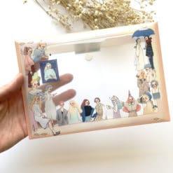 La Dolce Vita A5 Envelope Folder