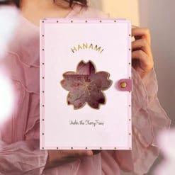Stickii Hanami Stationery Box