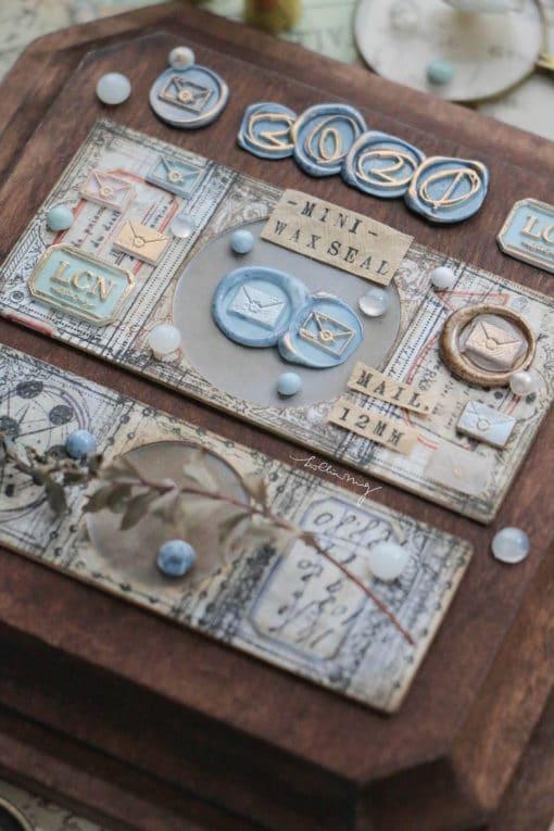 LCN Design Mini Wax Seal - Mail