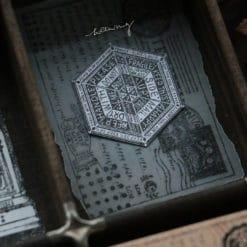LCN Design Rubber Stamp Set Postage Vol.1
