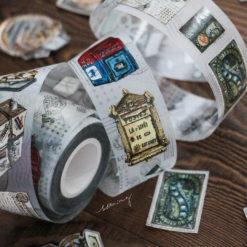 LCN Design Matte PET Tape - Postage