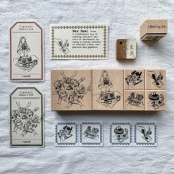 Liberty.hk Rubber Stamps - Stationeryholic