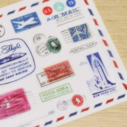 MU Print-On Stickers – Air Mail