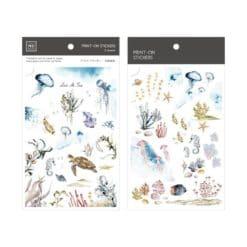 MU Print-On Stickers – Lost at Sea
