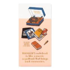 TRAVELER'S Notebook Clear Folder 2022